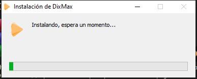 Instalación de DixMax para pc